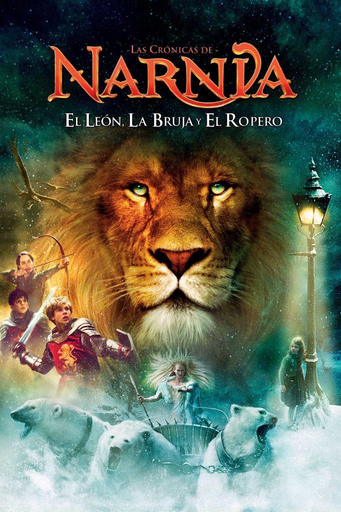 Las crónicas de Narnia: El león, la bruja y el armario (2005) HD 1080p Latino