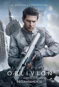 Oblivion: El tiempo del olvido (2013) HD 1080p Latino