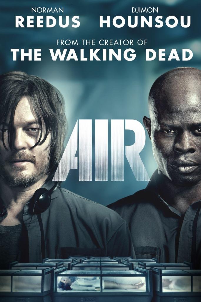 Air: La guardia final (2015) HD 1080p Latino