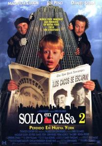 Solo en casa 2: Perdido en Nueva York (1992) HD 1080p Latino