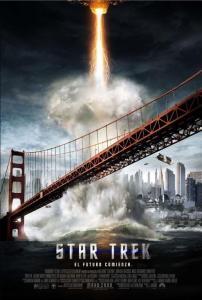 Star Trek: El futuro comienza (2009) HD 1080p Latino