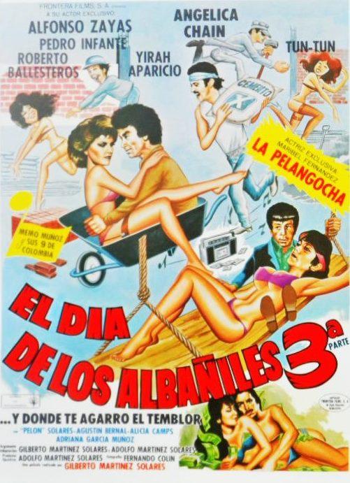El día de los Albañiles 3 (1987) DVD-Rip Castellano
