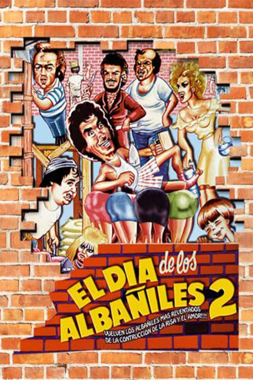 El día de los albañiles 2 (1985) DVD-Rip Castellano