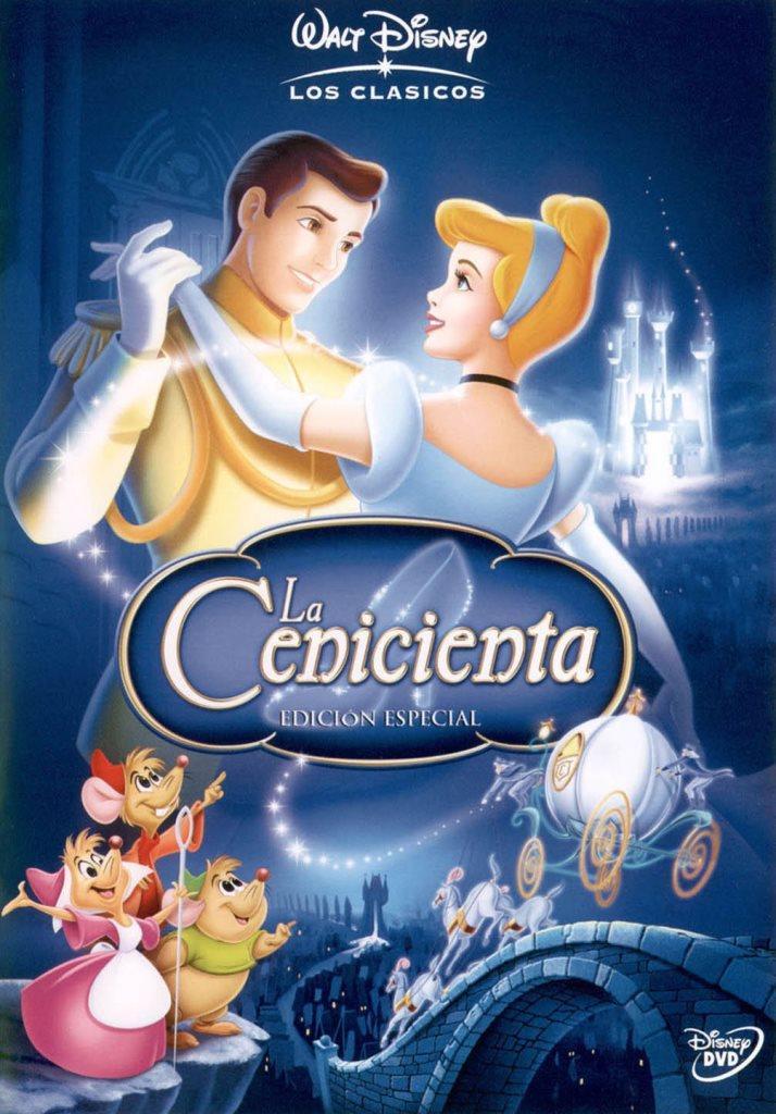 La cenicienta (1950) HD 1080p Latino