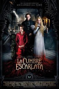 La cumbre escarlata (2015) HD 1080p Latino