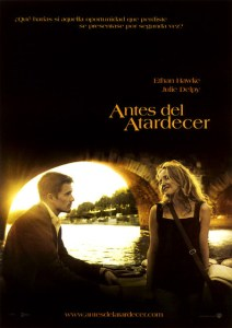 Antes del atardecer (Before Sunset)