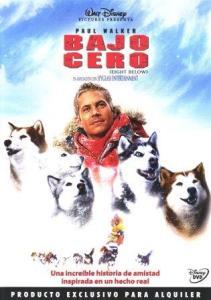 Bajo cero (Rescate en la Antártida)