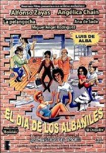 El día de los albañiles: Los maistros del amor (1984) DVD-Rip Castellano