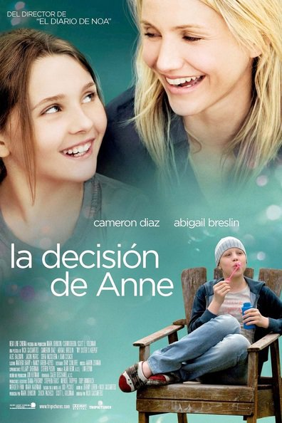 La decisión de Anne (La decisión mas difícil)