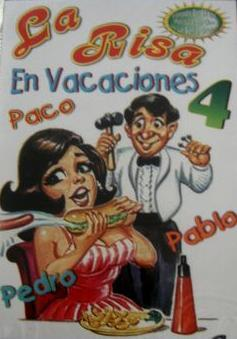 La risa en vacaciones 4