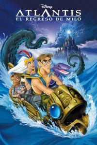 Atlantis 2: El regreso de Milo (2003) HD 1080p Latino