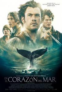 En el corazón del mar (2015) HD 1080p Latino
