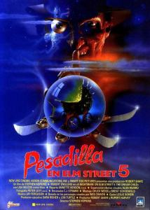 Pesadilla en la calle del infierno 5: El niño de los sueños (1989) HD 1080p Latino