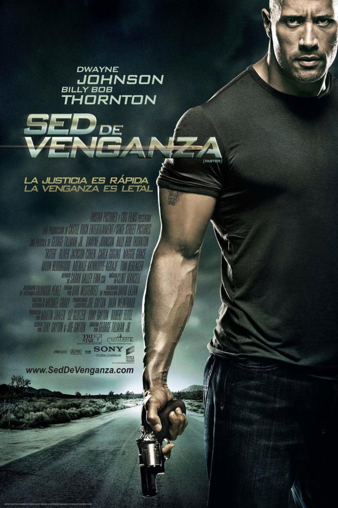 Sed de venganza (2010) HD 1080p Latino