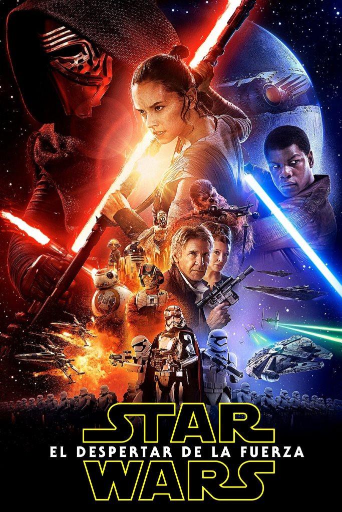 Star Wars VII: El despertar de la fuerza (2015) HD 1080p Latino
