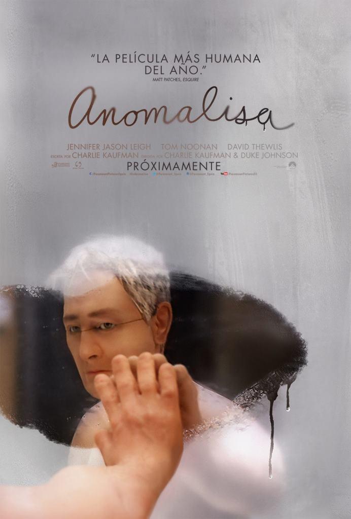 Anomalisa (2015) HD 1080p Latino