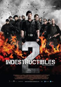 Los indestructibles 2 (2012) HD 1080p Latino