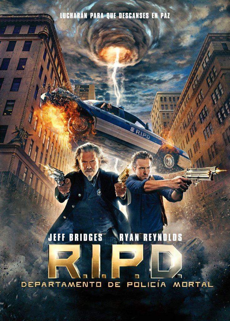 R.I.P.D. Departamento de Policía Mortal (2013) HD 1080p Latino