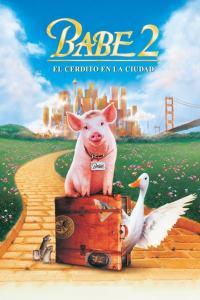Babe 2: El cerdito en la ciudad (1998) HD 1080p Latino