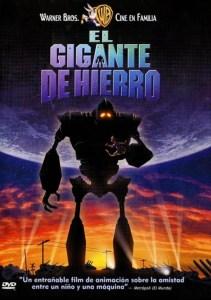 El gigante de hierro (1999) HD 1080p Latino