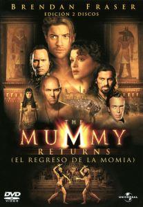 La momia 2: El regreso de la momia (2001) HD 1080p Latino