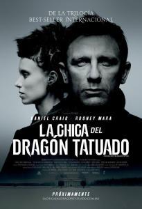 La chica del dragón tatuado (2011) HD 1080p latino