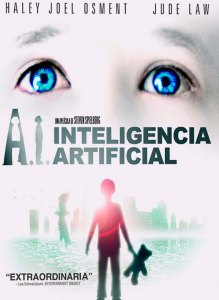 A.I. Inteligencia Artificial (2001) HD 1080p Latino