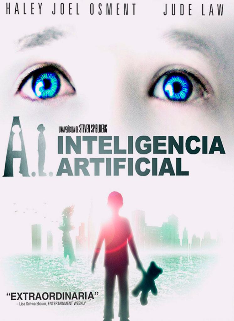 A.I. Inteligencia Artificial (2001) HD 1080p Latino