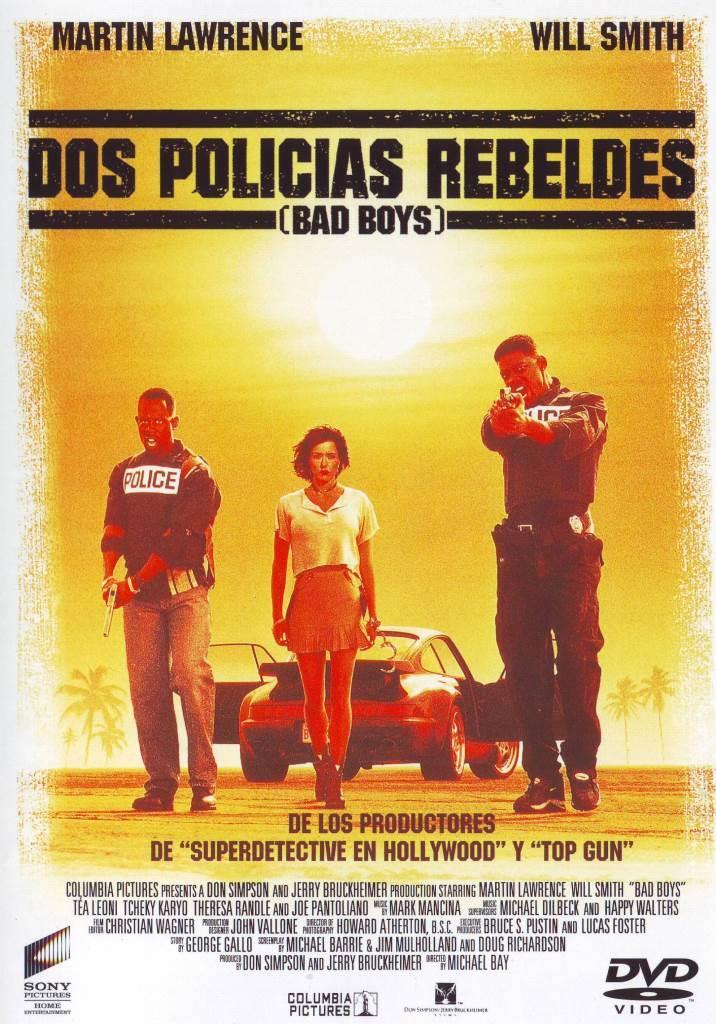 Dos policías rebeldes (1995) HD 1080p Latino