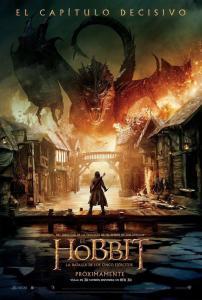 El Hobbit: La batalla de los cinco ejércitos (2014) HD 1080p Latino