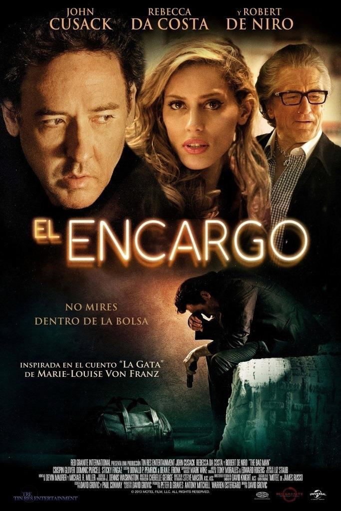 El encargo (The Bag Man)