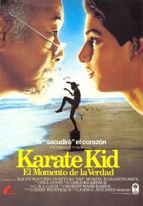 Karate Kid: El momento de la verdad (1984) HD 1080p Latino