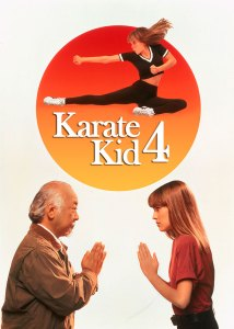 Karate Kid 4: La nueva aventura