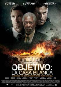 Objetivo: La casa blanca (2013) HD 1080p Latino