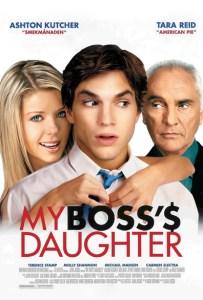 La hija de mi jefe