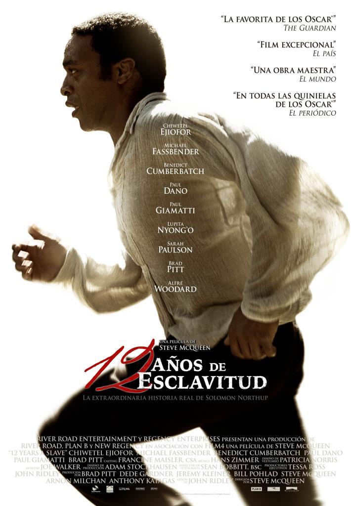 12 años de esclavitud (2013) HD 1080p Latino