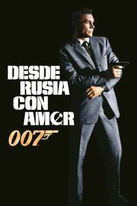 Agente 007 Desde Rusia con amor (1963) HD 1080p Latino