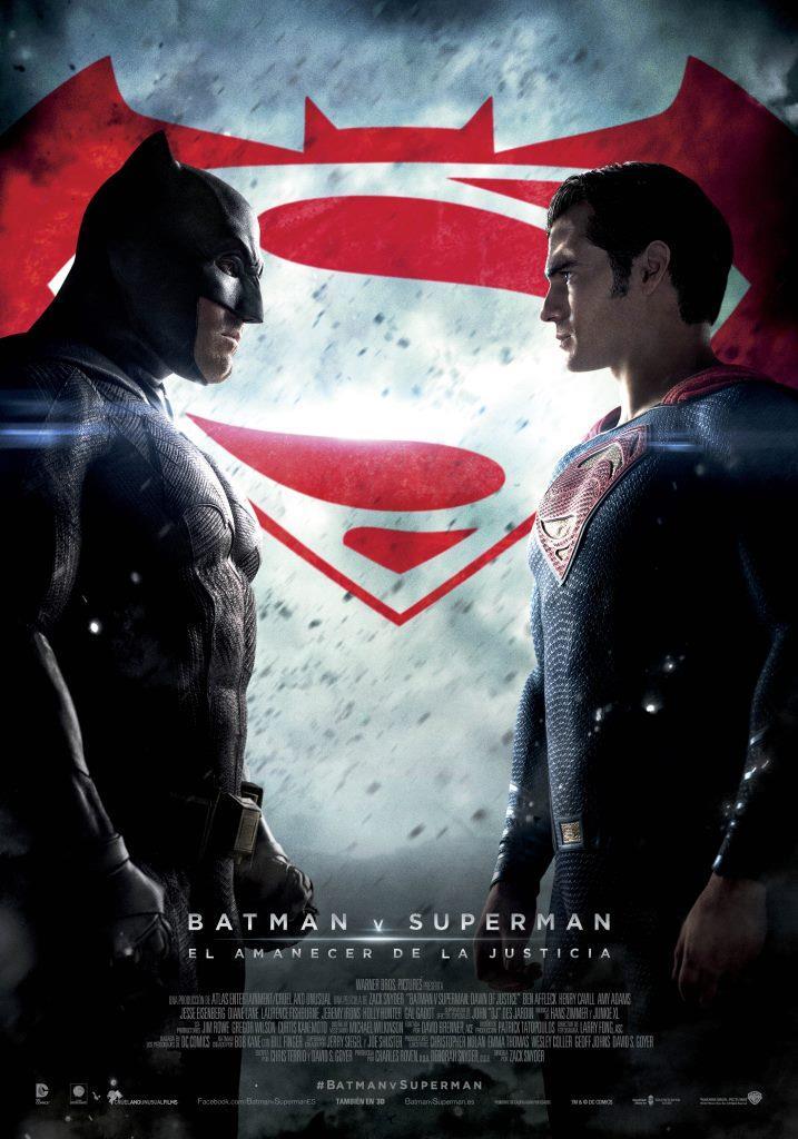 Batman contra Superman: El origen de la justicia (2016) HD 1080p Latino