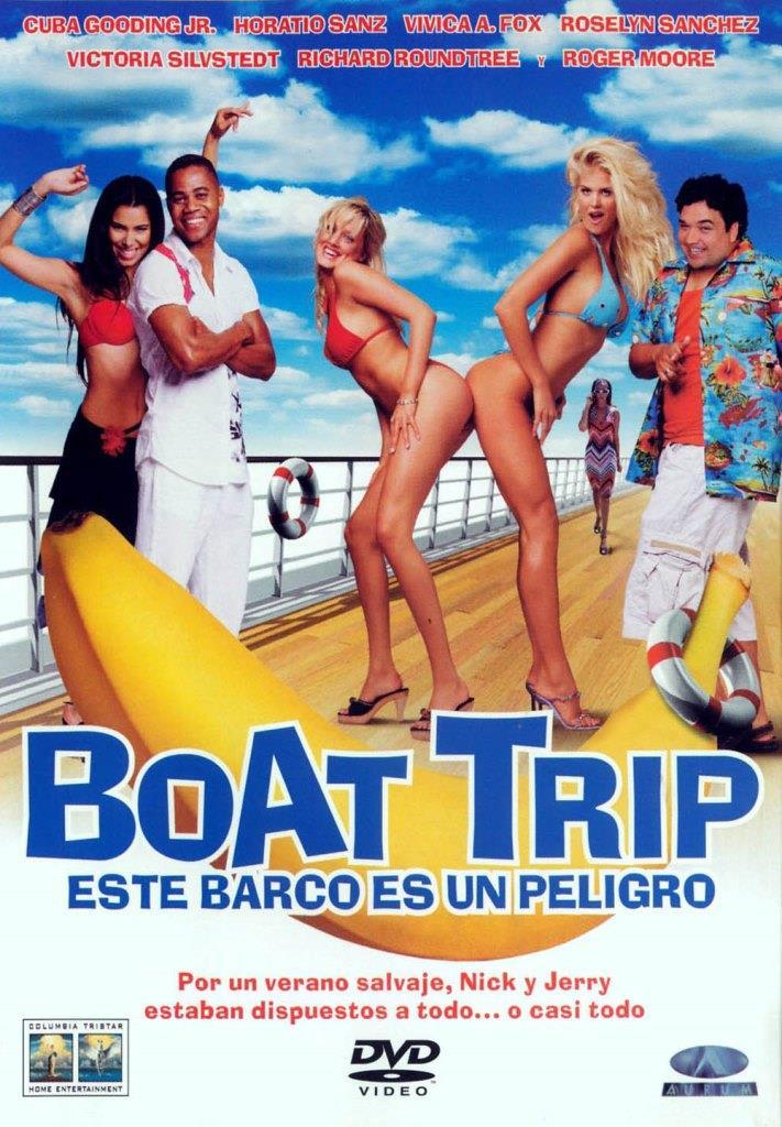 Boat Trip: Este barco es un peligro (2002) HD 1080p Latino