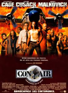 Con Air: Convictos en el aire (1997) HD 1080p Latino