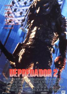 Depredador 2 (1990) HD 1080p Latino