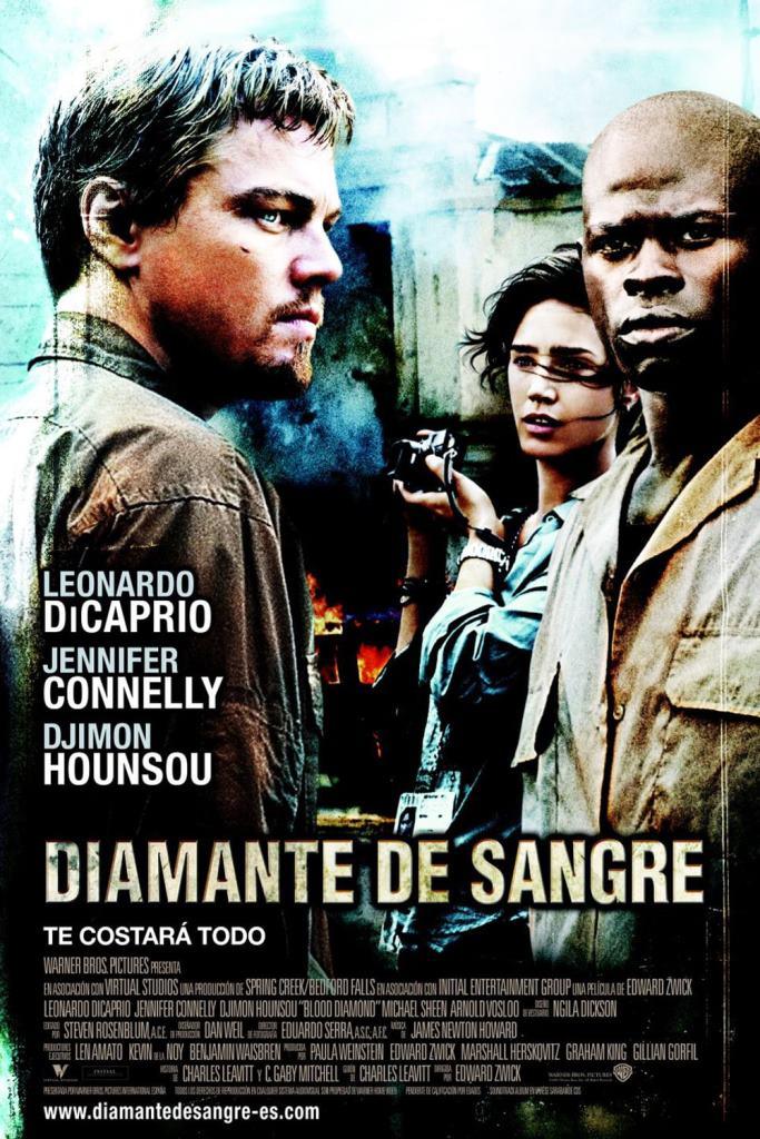 Diamante de sangre (2006) HD 1080p Latino