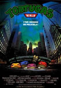 Las Tortugas Ninja (1990) HD 1080p Latino