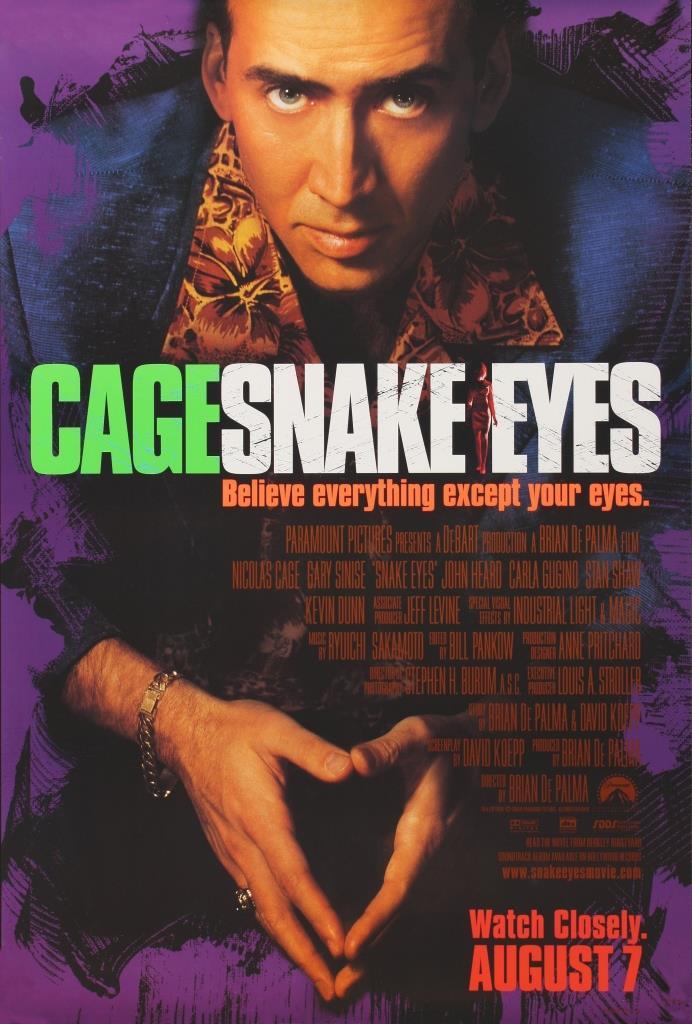 Ojos de serpiente (1998) HD 1080p Latino