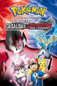Pokémon 17: Diancie y la crisálida de la destrucción (2014) HD 720p Latino