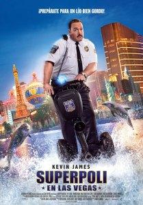 Superpoli en Las Vegas (2015) HD 1080p Latino