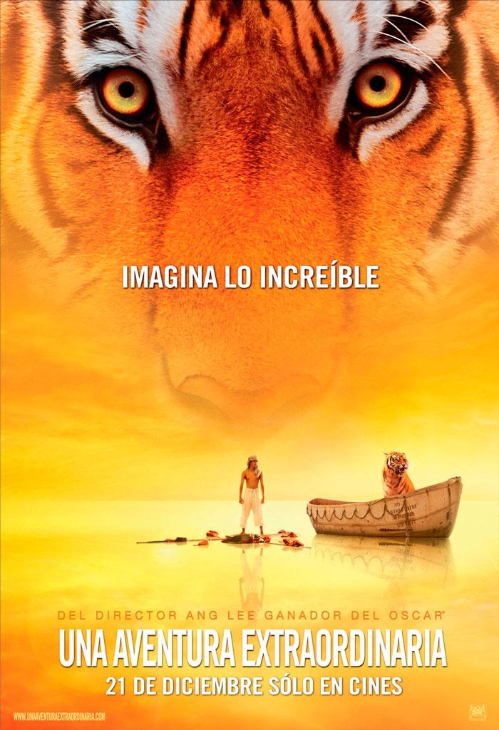 Una aventura extraordinaria (2012) HD 1080p Latino