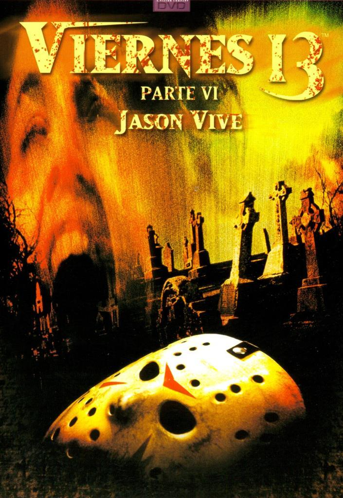Viernes 13, Parte 6: Jason vive (1986) HD 1080p Latino