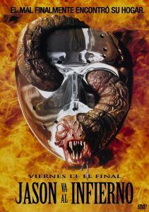 Viernes 13, Parte 9: Jason va al Infierno (1993) HD 1080p Latino