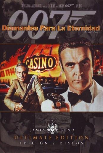 007 Diamantes para la eternidad